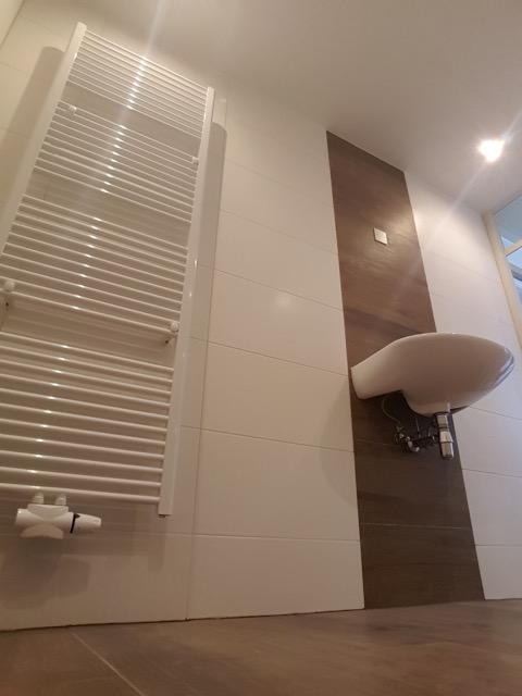 Renovatie badkamer en keuken Zuideinde Almere | Siklus