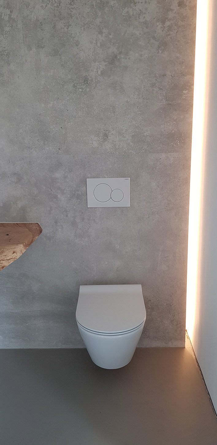 WC-Licht-Na